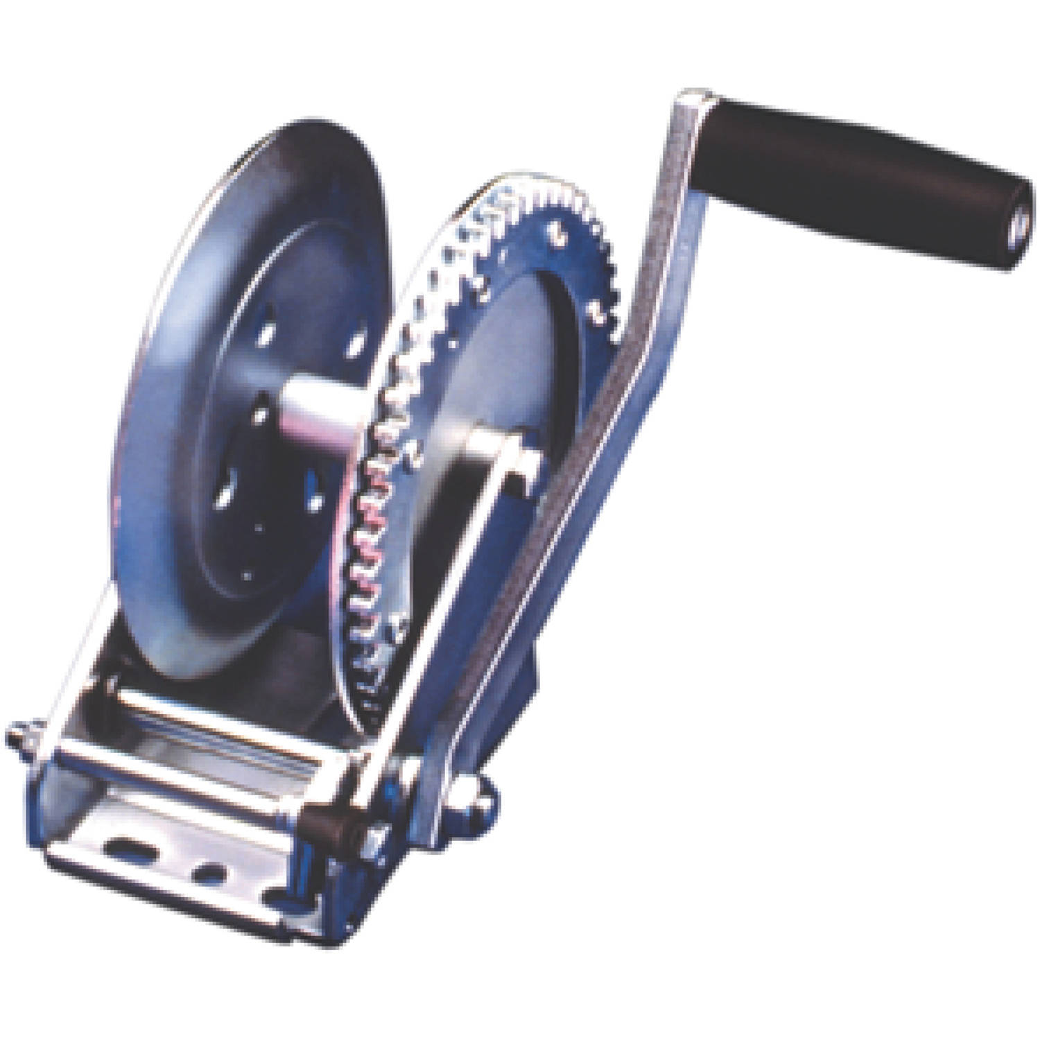 Fulton Single Speed 1,500 lb Max Load Trailer Winch by Fulton
