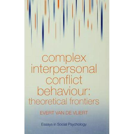 Complex Interpersonal Conflict Behaviour - eBook