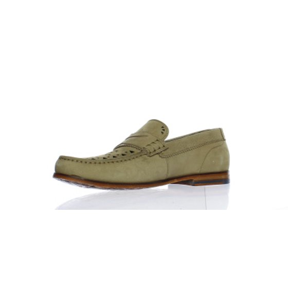 224433a11 Ted Baker - Ted Baker Mens Micke 4 Light Tan Loafers Size 9.5 ...