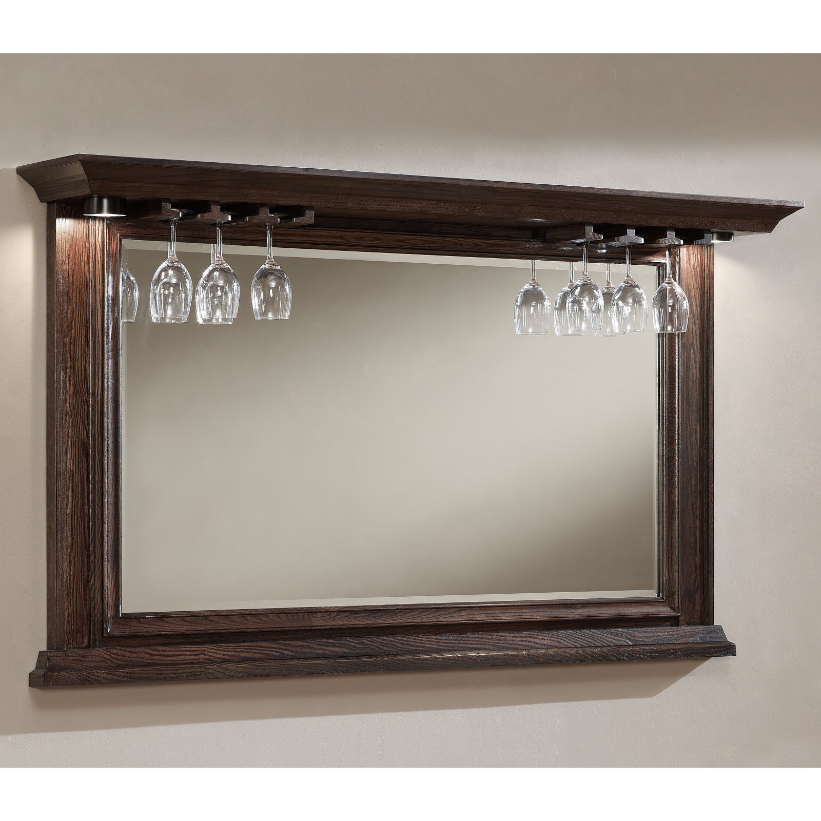 AHB Riviera Back Bar Mirror