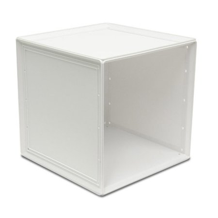 B In Plastic Storage 15 Cube Unit Bookcase Set
