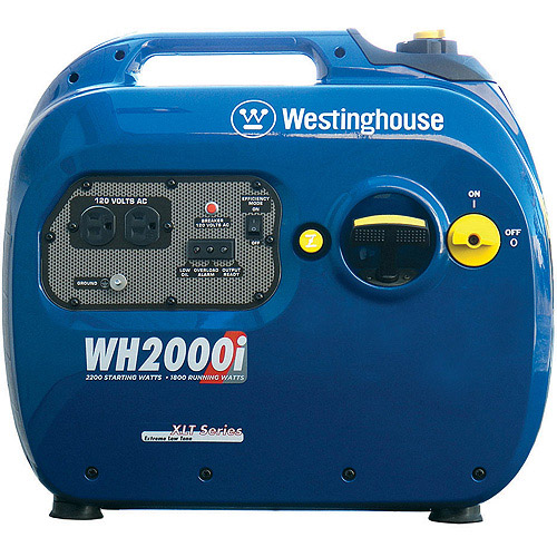 Westinghouse 1800 Running Watts, 2200 St