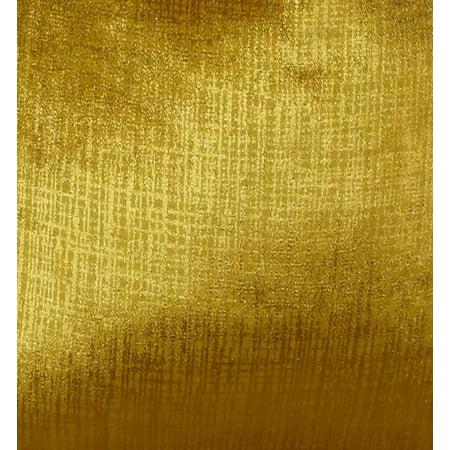 Plutus PBRAZ249-2030-DP Golden Bijou Gold Handmade Luxury Pillow, 20 x 30 in. Queen - image 2 de 3