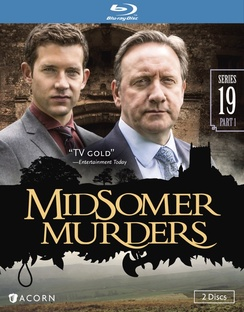Midsomer Murders: Series 19, Part 1 (Blu-ray) by Image Entertainment