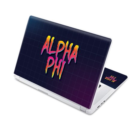 Skin Decal Wrap for Acer Chromebook 15 15 6 2017 sticker Alpha Phi Chi
