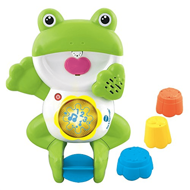 VTech Pour and Float Froggy Electronic Bath Toy by VTech