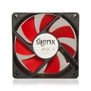 SilenX EFX-08-15 80 mm. 15 DBA Fluid Dynamic Bearing Fan