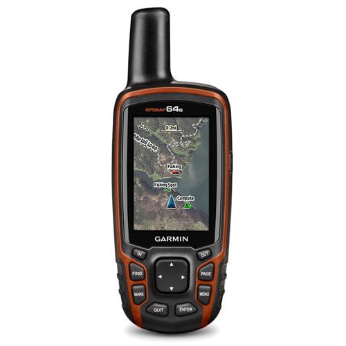 Garmin 010-01199-10 GPS-HH, GPSMAP 64s, Basemap, Alt+Comp by Garmin