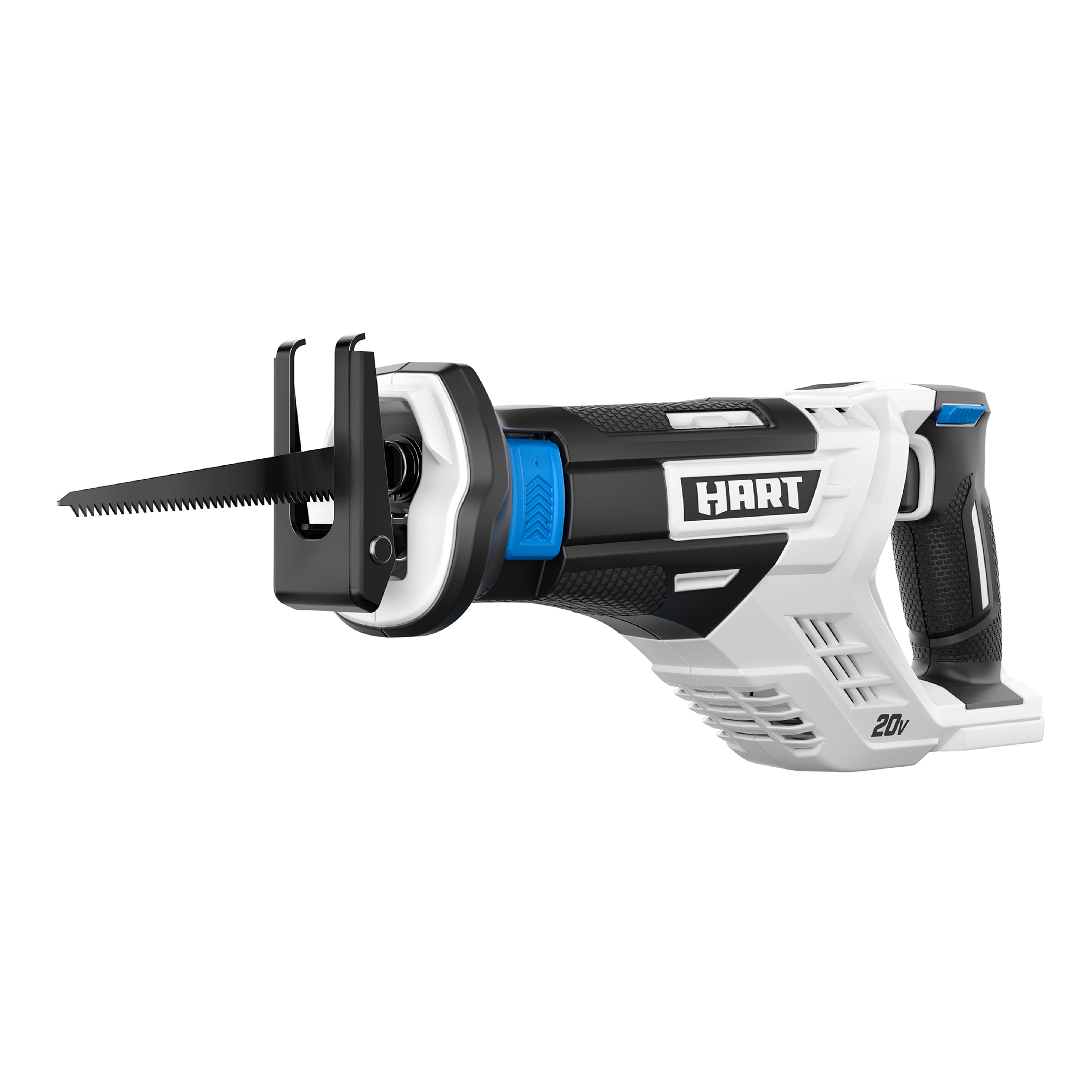 HART 20V Cordless Reciprocating Saw (Battery Not Included) HPRS01