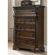 Liberty Brownstone Traditional 6-Drawer Chest