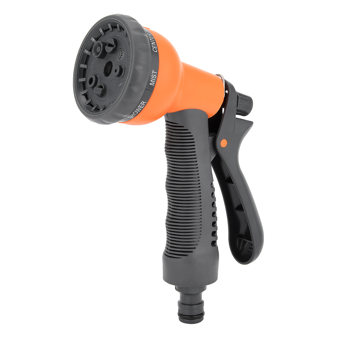 Unique BargainsGarden Hose ABS Spray Nozzle 8 Adjustable Watering Patterns