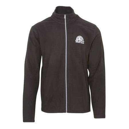 - Gravity Outdoor Co. Mens Microfleece Jacket