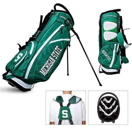 Team Golf NCAA Michigan State Fairway Golf Stand (Carolina Stand Golf Bag)
