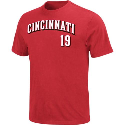 MLB Men's Cincinnati Reds Tee, Joey Votto