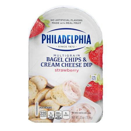Philadelphia Cream Cheese Strawberry Cheese Cake Recipe