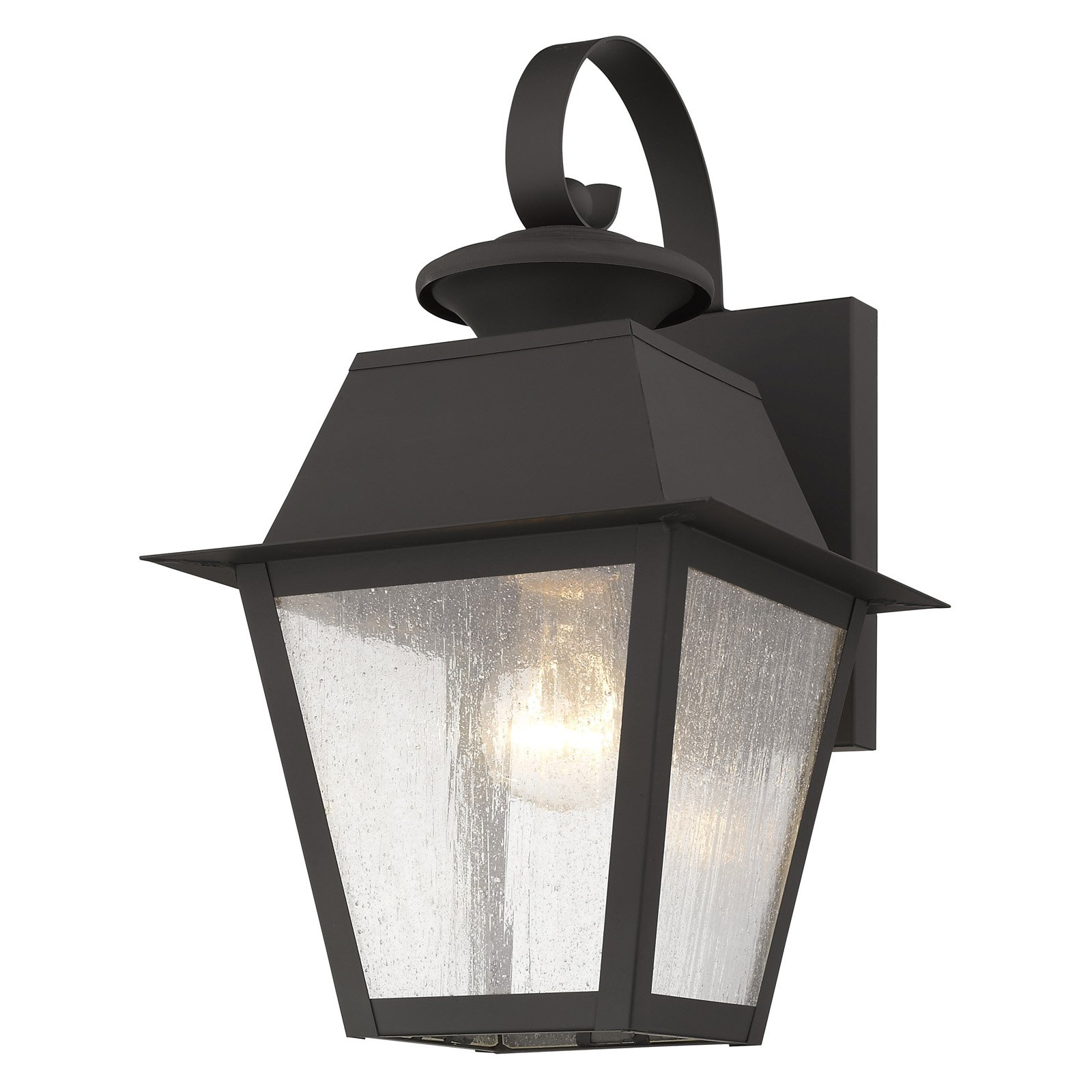 Livex Lighting Mansfield 1 Light Outdoor Wall Lantern