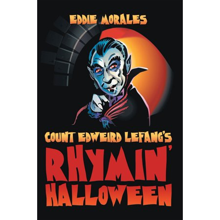 Halloween Counting Page (Count Edweird Lefang'S Rhymin' Halloween -)