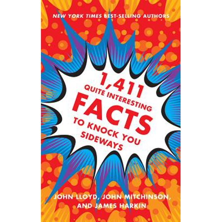1,411 Quite Interesting Facts to Knock You Sideways - eBook