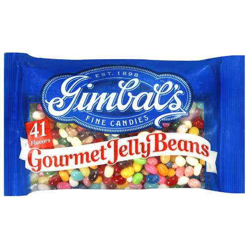 Gimbal's Fine Candies Gourmet Jelly Beans, 20 oz