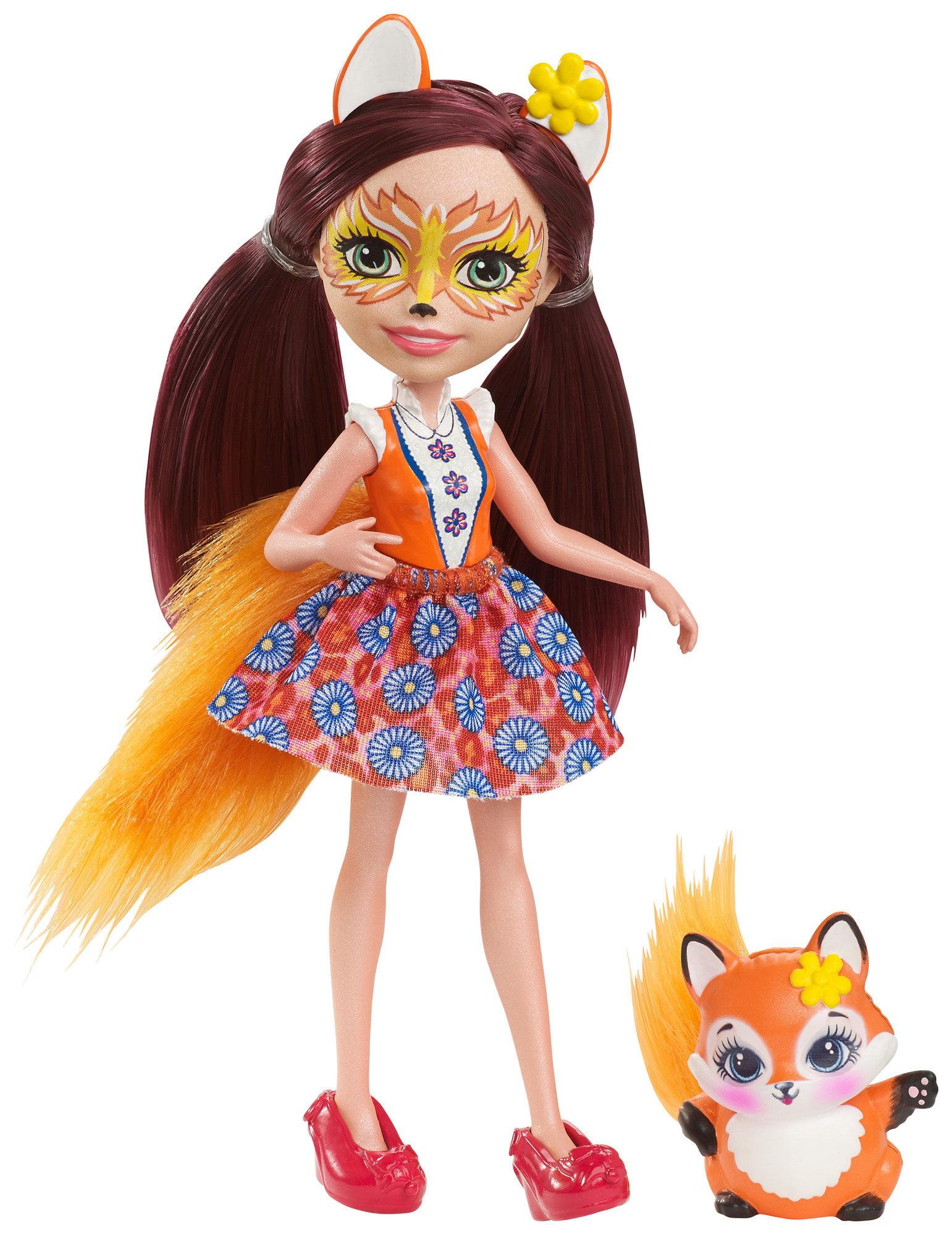 Enchantimals Felicity Fox Doll by Mattel