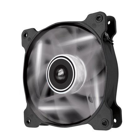 Air Series AF120 LED Quiet Edition High Airflow Fan Single Pack - White -