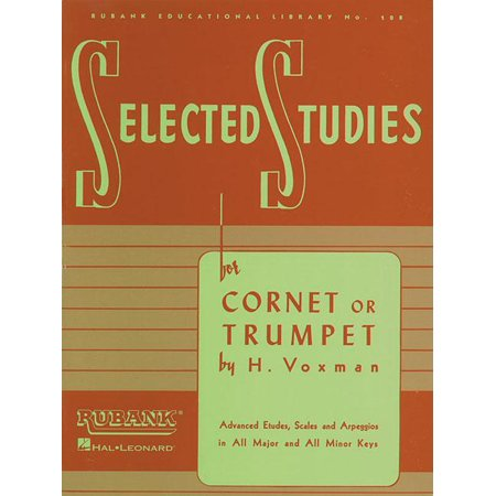 Studies Trumpet (Rubank Educational Library: Selected Studies: For Cornet or Trumpet)
