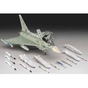 04317 1/72 Eurofighter Typhoon Single Seater Multi-Colored
