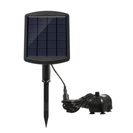 Decdeal Solar-Powered Pump - image 2 de 7