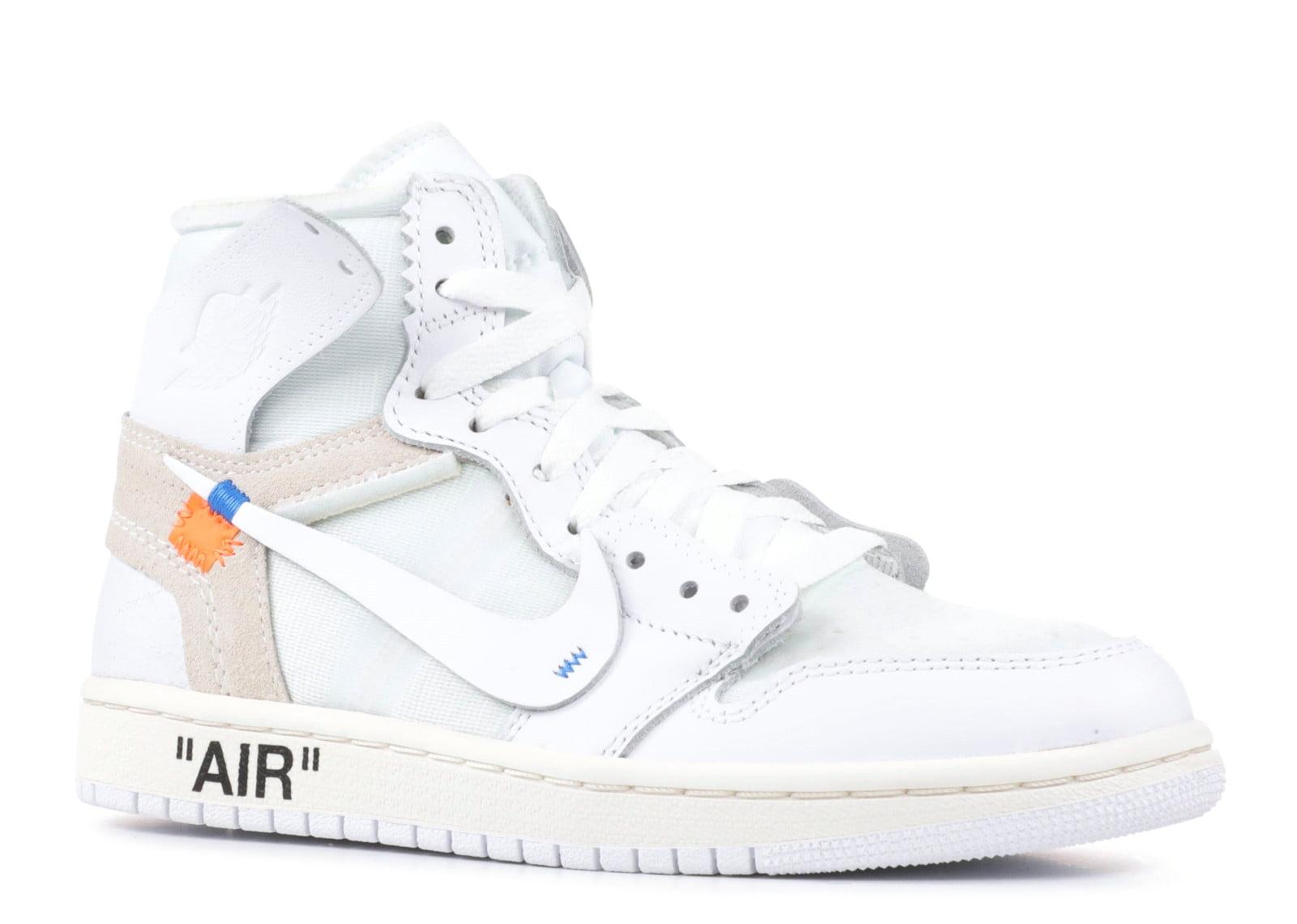 Air Jordan 1X Off-White Nrg (Gs