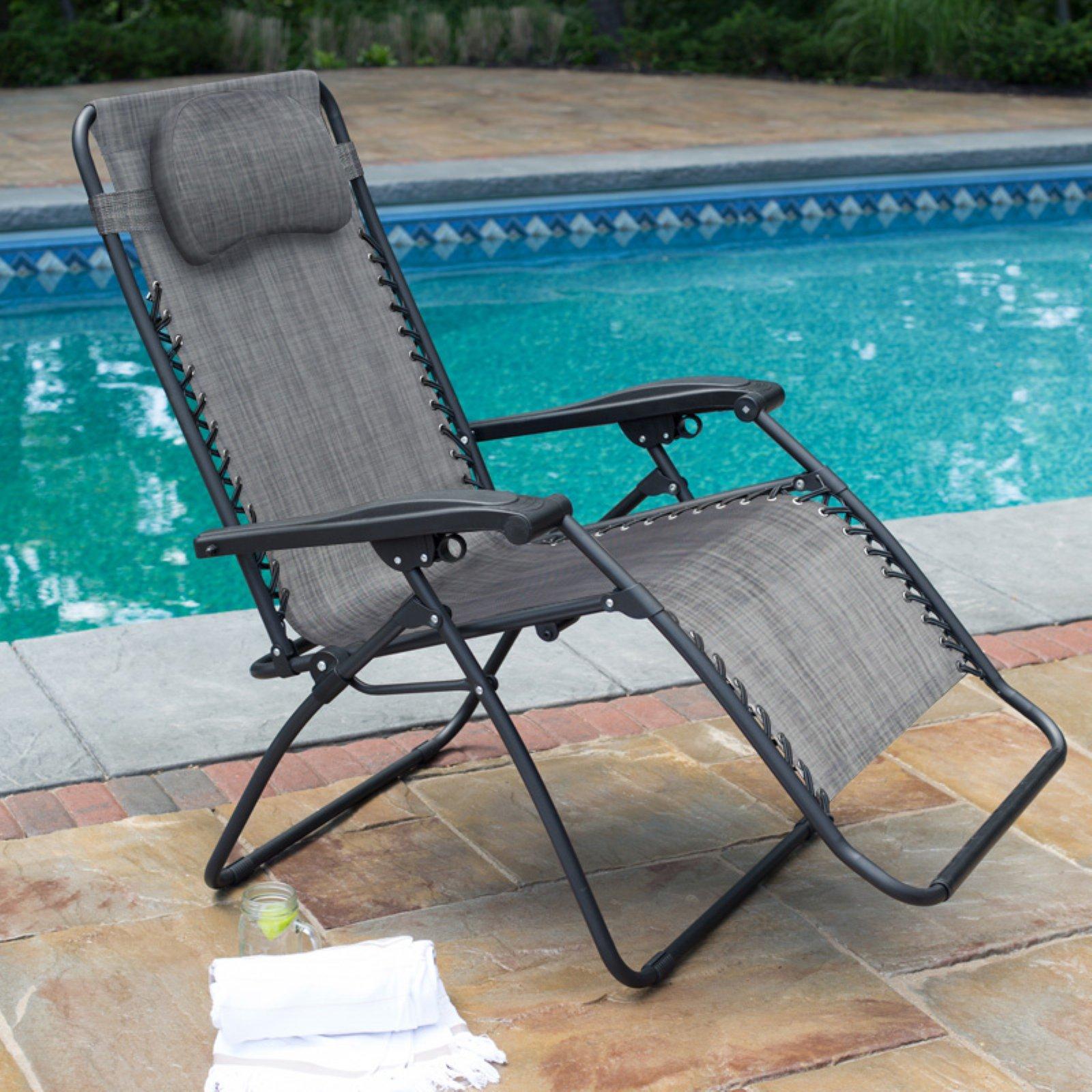 Caravan Global Sports Oversized Zero Gravity Chair