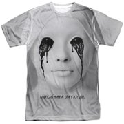 American Horror Story Nun Mens Sublimation Shirt