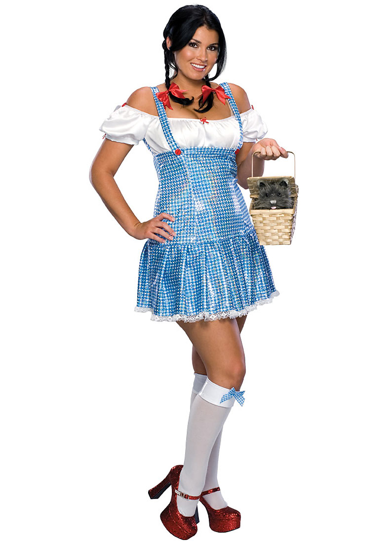 adult costume Sexy dorothy