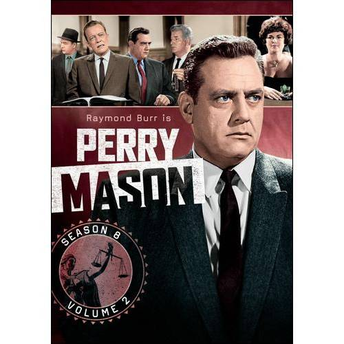 Perry Mason: Season Eight, Vol. 2 (Full Frame)