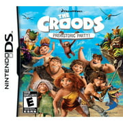 The Croods: Prehistoric Party! (DS)