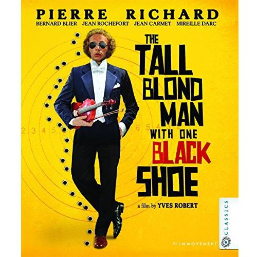 The Tall Blond Man With One Black Shoe (French) (Blu-ray) (Widescreen)