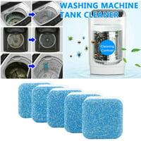 10PCS Washing Machine Effervescent Tub Bomb Cleaner Remover Deodorant