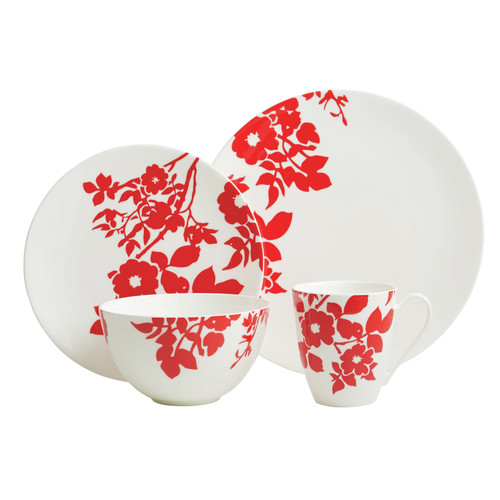 Auratic Inc. Acca 4 Piece Place Setting by