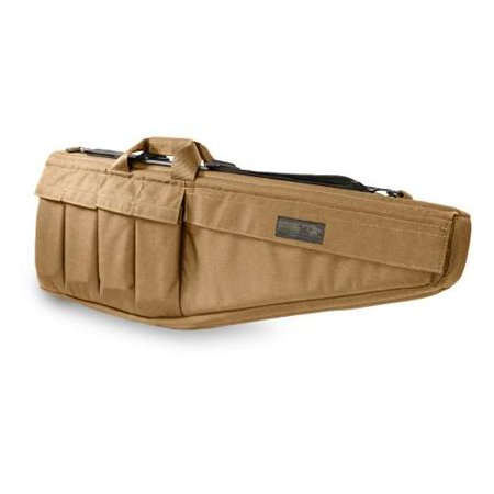 Folding Rifle - Elite Survival Systems Rifle Case, 28in.,, Coyote Tan, 3