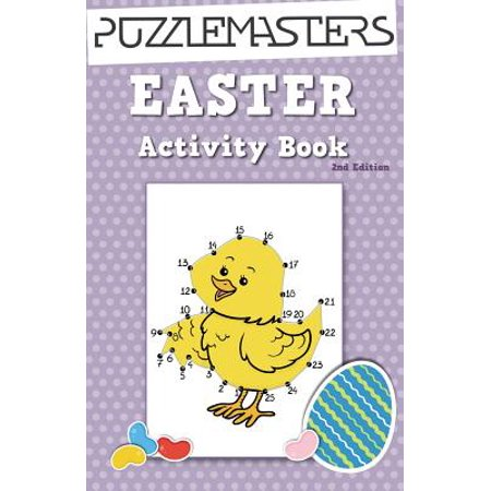 Easter Basket Stuffers 2nd Edition An Easter Activity Book