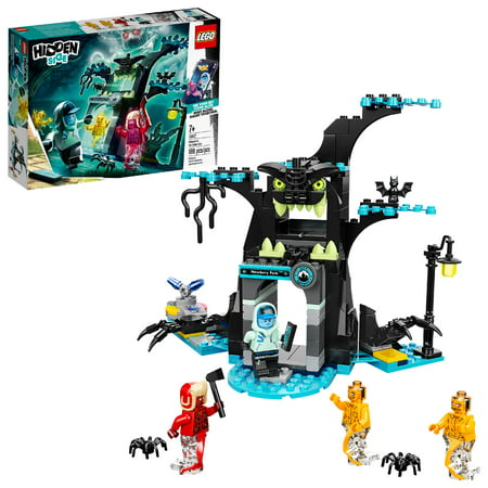 LEGO Hidden Side Welcome to The Hidden Side 70427 Augmented Reality (AR) Play Experience for Kids (189 Pieces)
