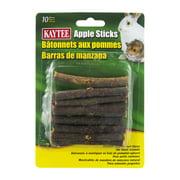 (2 pack) Kaytee Forti-Diet Apple Sticks Small Animal Treats, 10 Ct