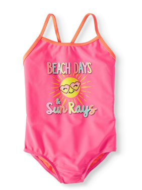 cce921802d Product Image Graphic One-Piece Swimsuit (Little Girls