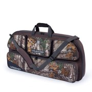 Legend Archery Crusader Compound Bow Case Backpack - Bow Secured with Fastening Straps - Mesh Pockets - Inside Length 35.4""