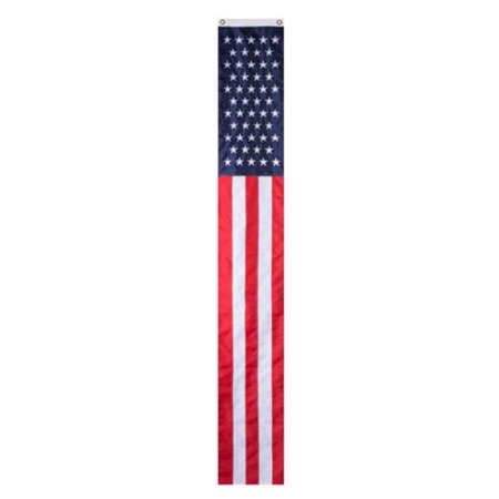 12x80 United States American Flag USA Patriotic Door Banner 4th of July Décor