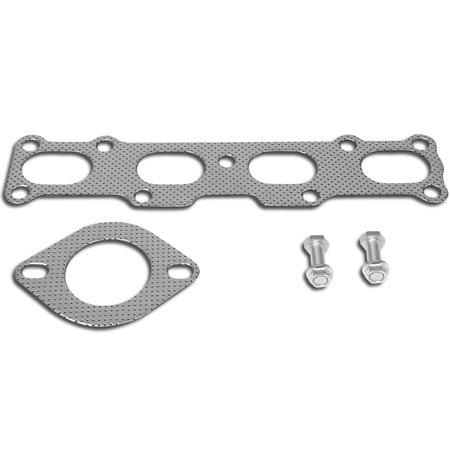 For 1994 to 1998 Mazda Miata 1.8L Aluminum Exhaust Manifold Header Gasket Set 95 96 97