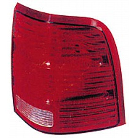 - Go-Parts » 2002 - 2005 Ford Explorer Rear Tail Light Lamp Assembly / Lens / Cover - Right (Passenger) 1L2Z 13404 AA FO2801159 Replacement For Ford Explorer