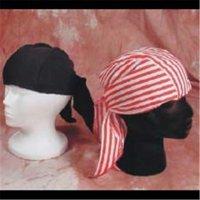 Alexander Costume 14-129-B Pirate Head Wrap - Black