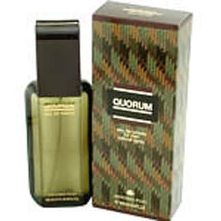 Antonio Puig  Quorum Men's 3.4-ounce Eau de Toilette Spray Launched by the design house of Puig in 1982, QUORUM by Puig is classified as a sharp fragrance.      This masculine scent possesses a blend of leather, tobacco and greens.  It is recommended for casual wear.    Experience up to 80-percent in savings when you shop for designer fragrances online at Overstock.com.   Due to manufacturer packaging changes, product packaging may vary from image shown. We cannot accept returns on this product.