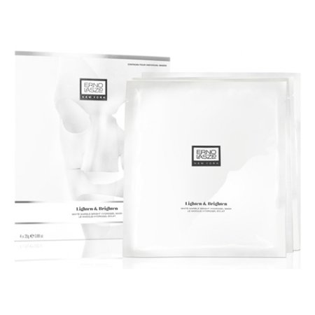 Erno Laszlo White Marble Bright Hydrogel Mask 4 Application