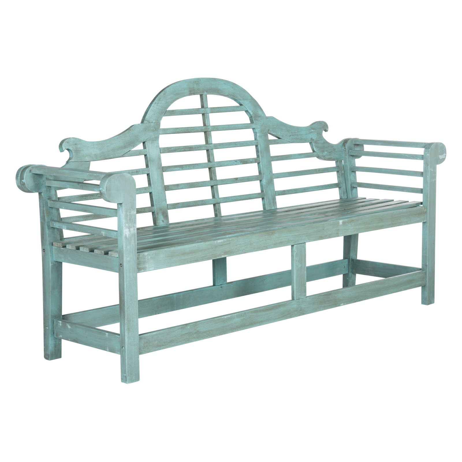 Safavieh Khara Outdoor Bench, Multiple Colors by Safavieh